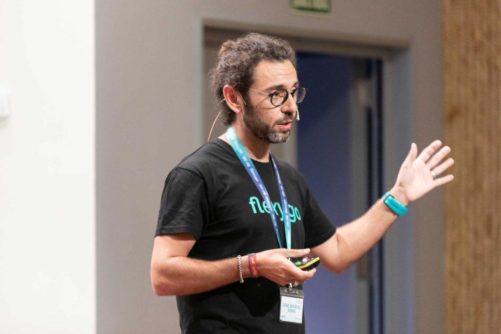 José Manuel Ferri - Game of throners - presentación en flexygo campus