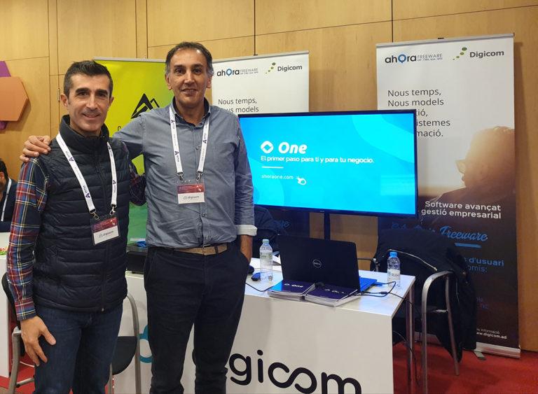 Digicom presenta AHORA One en Andorra